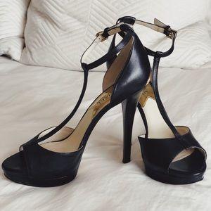 Michael Kors Heeled Sandal, size 6.5